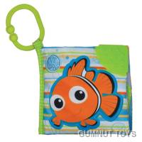 Finding Nemo Soft Book