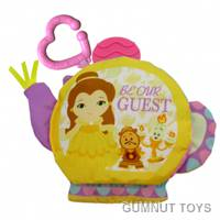 Disney Princess Belle Soft Book