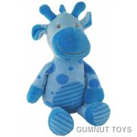 Giraffe Georgie - Blue