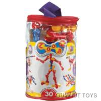 Zoob Jr - Building Set - 30 piece