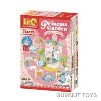 LaQ Sweet Collection Princess Garden