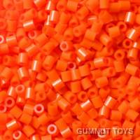 Hama Beads - Single Colour - Orange (04)