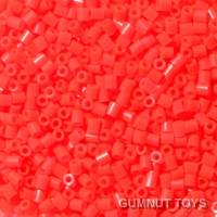 Hama Beads - Single Colour - Neon Red (35)