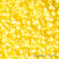 Hama Beads - Single Colour - Pastel Yellow (43)