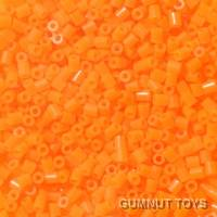 Hama Beads - Single Colour - Neon Orange (38)