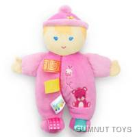 Taggies Cozy Baby Doll