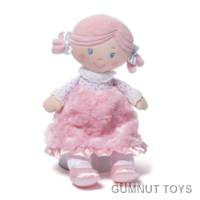 Celia Ruffle Skirt Doll