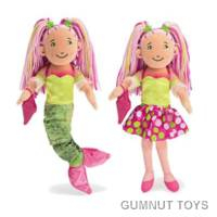 Groovy Girl - MacKenna Mermaid