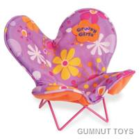 Groovy Be Relaxed Butterfly Chair