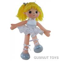 Doll Ballerina - Georgia White