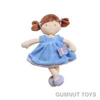 Pari Butterfly Doll with Brown Hair