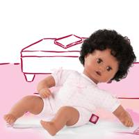 Muffin Doll to Dress - Afro American