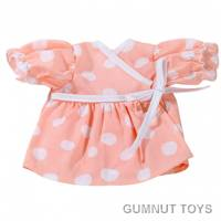 33cm Baby Dress with Dots