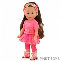 Just Like Me Doll - Chloe