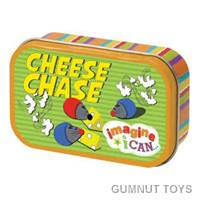Cheese Chase Game