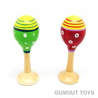 Small Miusic Note Maracas