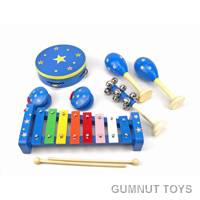 7 Piece Musical Set - Star