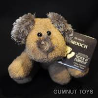 Brown Smooch Dog - 15cm