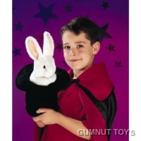 Rabbit in a Hat Hand Puppet
