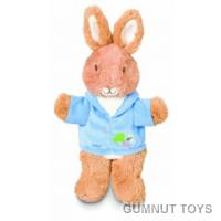 Peter Rabbit Hand Puppet
