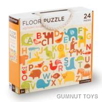 Floor Puzzle - Alphabet Kingdom
