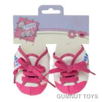 Dress Up Pink Trainers