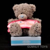 Me to You Tatty Teddy with Pink Banner
