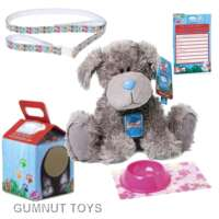 Tatty Puppy and Accessories